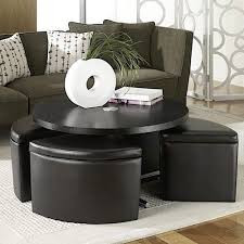 round wood coffee table coffee table
