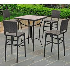 sets from 5 counter height patio furniture source patio com of 5