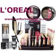loreal makeup 9