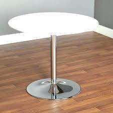 metal table pedestal base
