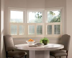 hunter douglas newstyle shutters are plantation style shutters that combine wood and the ility of modern materials for quality affordable custom