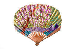 indian hand fan clipart. continental hand fan on white background stock photography indian clipart