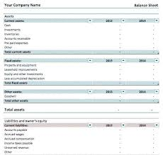 Simple Accounts Template Accounting Sheet Template