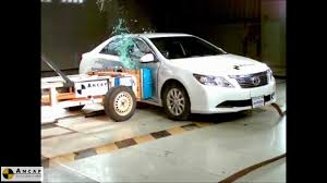 2012 Toyota Aurion/(2009-2011) Camry ANCAP Side + Side Pole ...