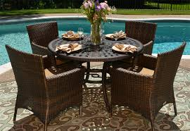 pictures of how to clean cast aluminum patio furniture