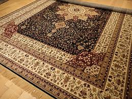 navy blue area rug 5x7 luxury navy persian style rug large 5x7 living room rug dark