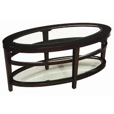 hammary t2081506 00 urbana oval cocktail table