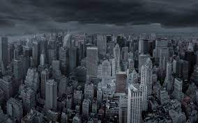 Free download New York City Dark Skies ...