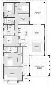 View The Evolution Triplewide Home Floor Plan For A 3116 Sq Ft 4 Bedroom Townhouse Floor Plans