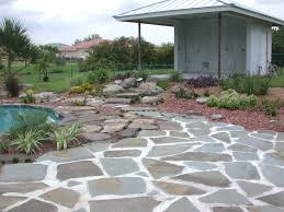 great outdoors furnish your backyard with stone patios great outdoors furnish your backyard