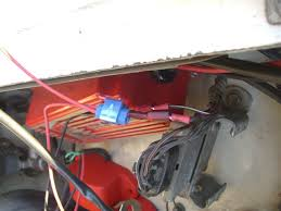 msd a install on the vze a how to for the at home mechanic next on step 4 i said that you will need to connect the red wire the red 18ga from the msd 6a and your oem coils power wire together