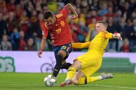 ผลบอล : สเปน vs อังกฤษ !! ลิ่ง เบิ้ลสอง สิงโตคำราม ดับเครื่องชน กระทิงดุ  คาบ้าน 3-2