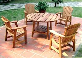 wood patio set plans Z raporume