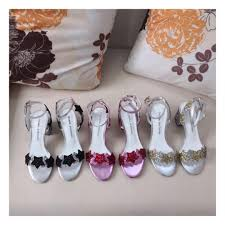 Ladies Shoes Design Lady Shoes High Heels Pointed Diamond Shiny Leisure Design Comfortable Indoor Outdoor Diverse Styles Wear Resisting Breathable Wedge