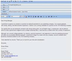 Sample Email For Sending Resume To Hr Perfect 40 Easy Steps For Awesome How To Send Resume Through Email To A Hr Sample