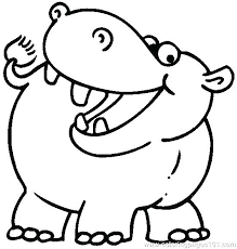 Free Printable Coloring Pages Safari Animals Coloring Pages For