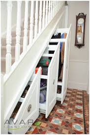 ƸӜƷ under stairs storage ideas  gallery   north london uk