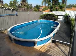 salt water pool above ground. Delighful Above Above Ground Salt Water Pools To Pool E