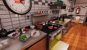 Cooking Simulator Lets You Be A Virtual Master Chef - myPotatoGames