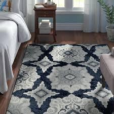 andover mills caffey navy blue area rug reviews wayfair navy blue and grey area rug navy