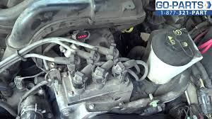 replace 2001 2005 ford explorer ignition coil, how to change 2005 Ford Explorer Spark Plug Wire Diagram replace 2001 2005 ford explorer ignition coil, how to change install 2002 2003 2004 youtube 2005 ford ranger spark plug wire diagram