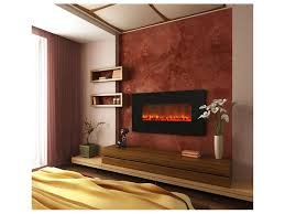 designer wall mounted plasma electric fireplace fireplaces