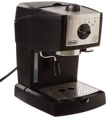 Amazon.com: De'Longhi EC155 15 BAR Pump Espresso and Cappuccino Maker: Semi  Automatic Pump Espresso Machines: Kitchen & Dining