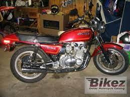 1981 suzuki gs 750 e specifications and
