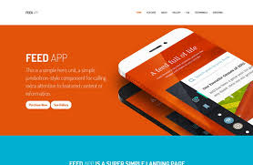 27 Best Responsive HTML Landing Page Templates (Free, Premium)