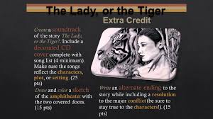 the lady or the tiger essay ga the lady or the tiger essay