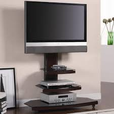 Glass Stands For Display Wood And Glass TV Stand TV Stands 84
