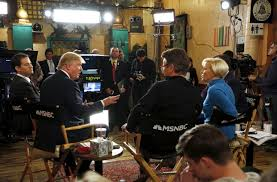 Trump Attacks Crazy Mika Brzezinski She Was Bleeding Badly.
