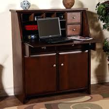 armoire desks sunny designs cappuccino drop leaf laptop desk computer  armoire desk home office