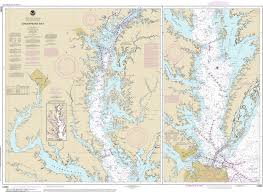 Upper Chesapeake Bay Chart Charts Links