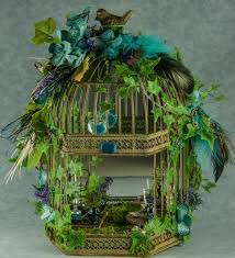 Adorn the fairy garden with small lanterns will add a beautiful impression.  Moreover, if put a lot of colorful lanterns will certainly add to the beauty  of ...