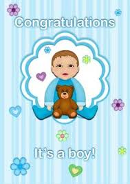 13 Best Free Printable Baby Cards Images Free Printable Cards