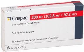 Купить <b>Юперио</b> таб п/об пленочной <b>200мг</b> (<b>102.8</b>+97.2) 28 шт ...