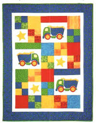 Quilt Patterns For Boys Fascinating Baby Boy Quilts Patterns Connectme
