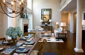 beach house chandeliers living room traditional with