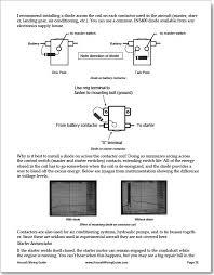 ss contactor jpg Aircraft Wiring Diagram contactors and diodes aircraft wiring diagram manual