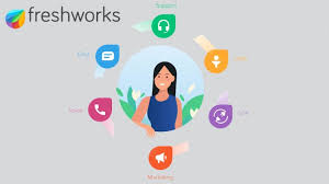 sales for small business freshworks 360 unites sales marketing and support channels for
