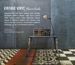 vinyl floor cloths vintage vinyl by the artists of the design loft and company vintage vinyl vinyl floor
