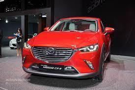 2016 Mazda CX-3 Fuel Economy Figures Released: Up to 35 MPG ...