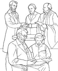 Small Picture Presidents Day Coloring Page Coloring Book