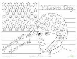 Veterans Day Coloring Pages Printable Nauhoituscom All About