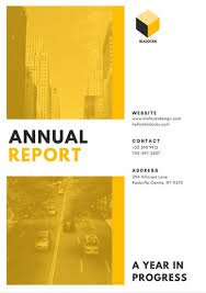 finance report templates customize 136 annual report templates online canva
