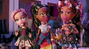 These Create A Bratz Customized Dolls Are Going Pointed Toe To.