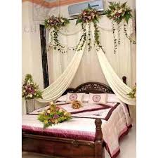 Wedding Bedroom Decorations Pakistan Bridal Bedroom Decoration With Beautiful Flower B Flickr