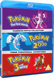 Pokemon Movie Collection | Blu-ray | Free shipping over £20