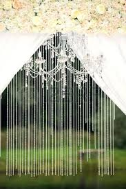 wedding arch with chandelier stock photo wedding arch with chandelier and flowers diy wedding arch chandelier